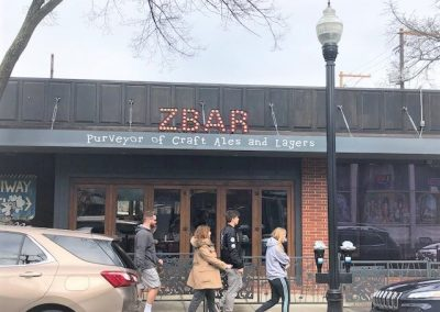 Z Bar by day